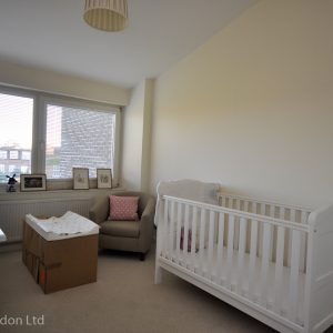Nursery or guest double