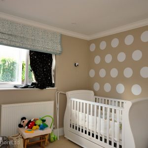Nursery or sofabed room