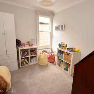 Nursery-single bedroom
