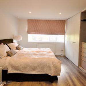 Principle guest bedroom