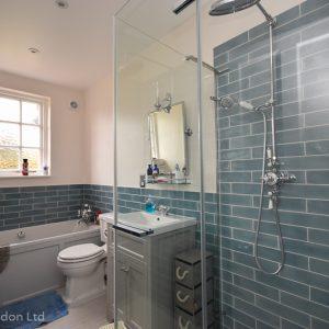 family shower room, 1st floor