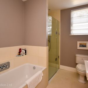 family bath and shower room