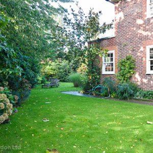 side garden a