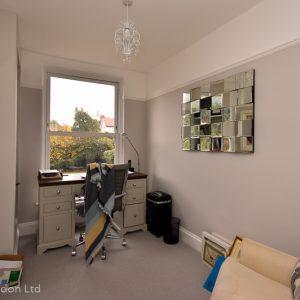 Study - single bedroom