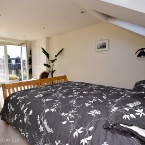 Master bedroom, 2nd fl