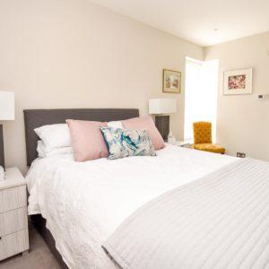 principal guest bedroom