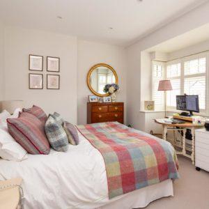 principal guest bedroom, 1st floor